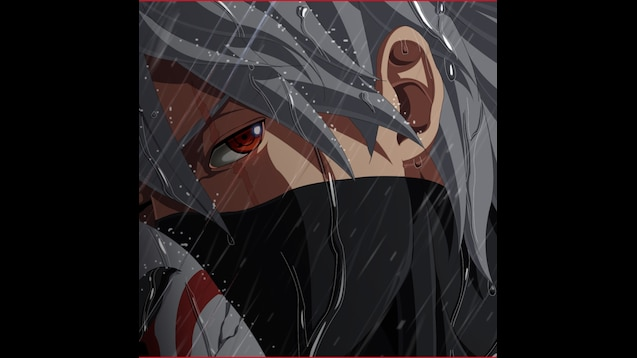 Steam Workshop Kakashi Sharingan