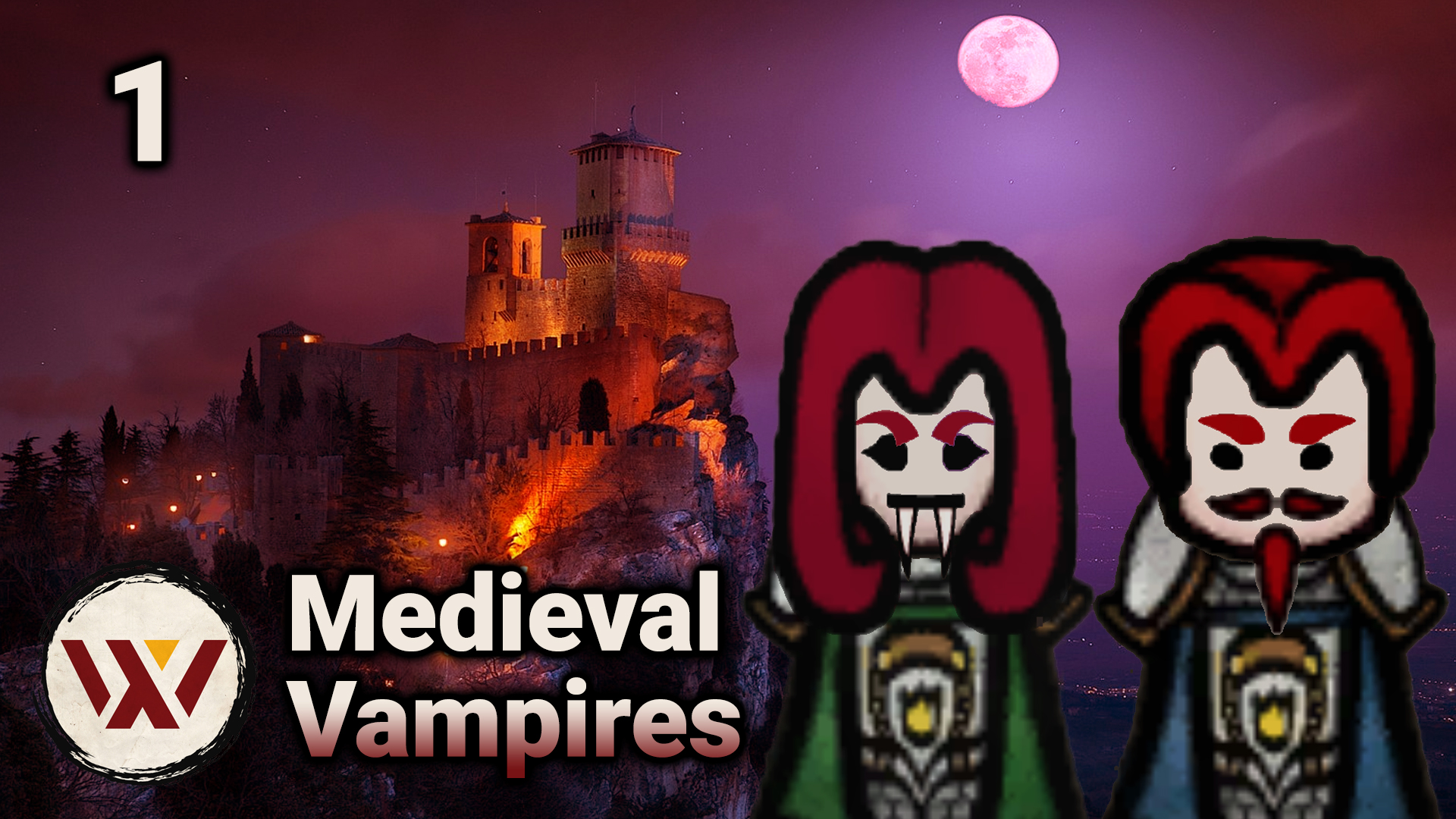 Steam Workshop :: xwynns' Medieval Vampires B18 Mod Pack