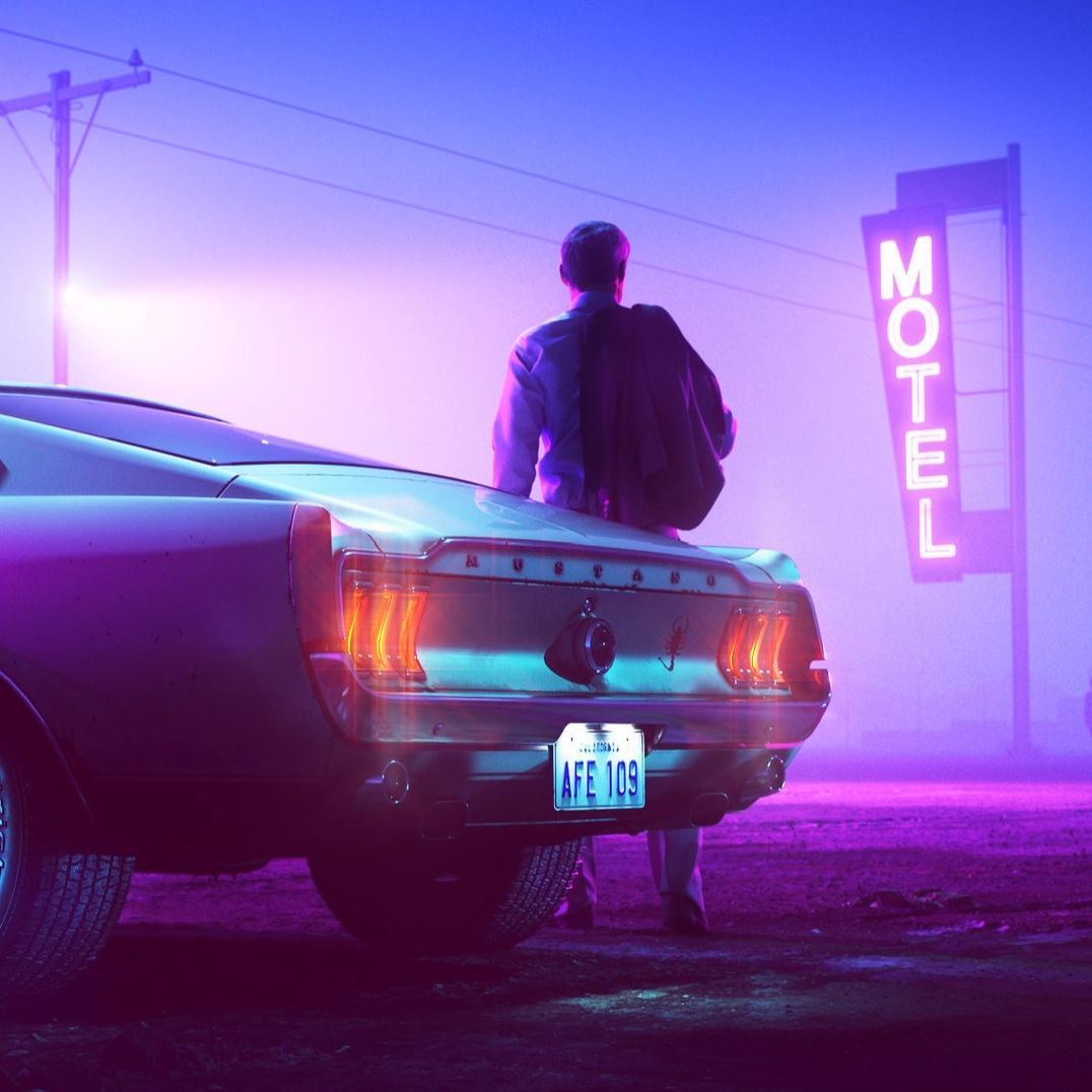 Steam Workshop Neon Car