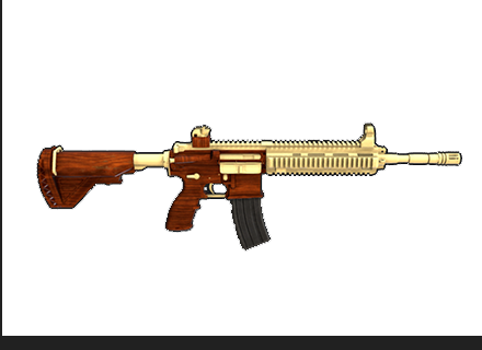 Steam Community Guide All Pubg Weapon Skins - gold plate m416