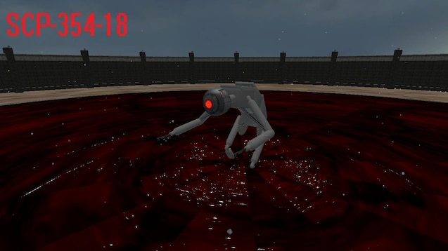 Scp 354