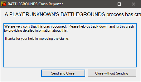 Steam Community :: Guide :: PUBG crash at start FIX