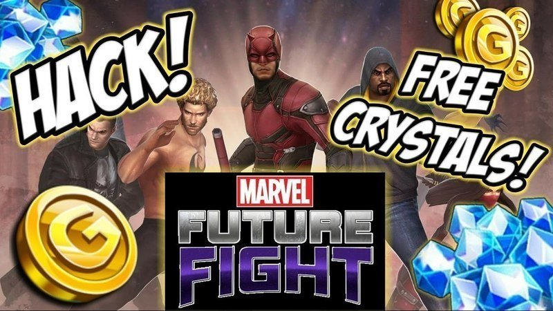 marvel future fight hack tool without human verification
