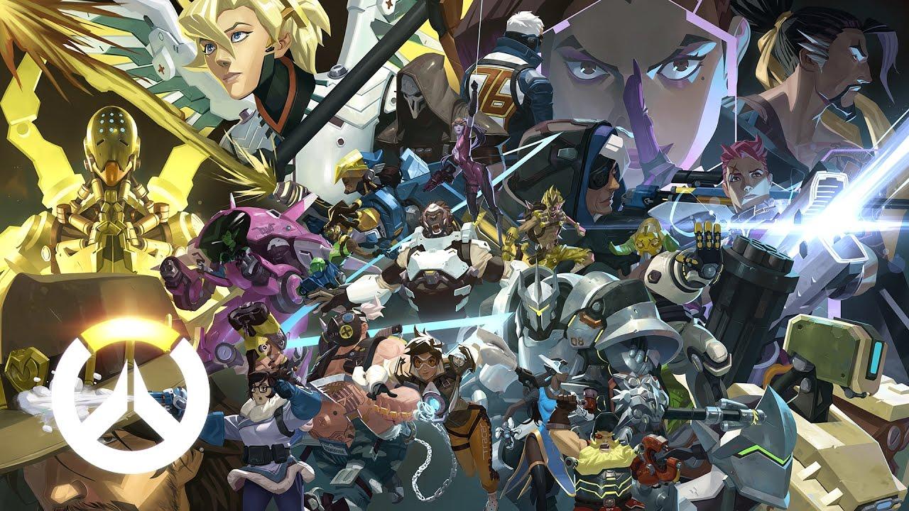 Steam Workshop Overwatch Wallpaper Serie 2