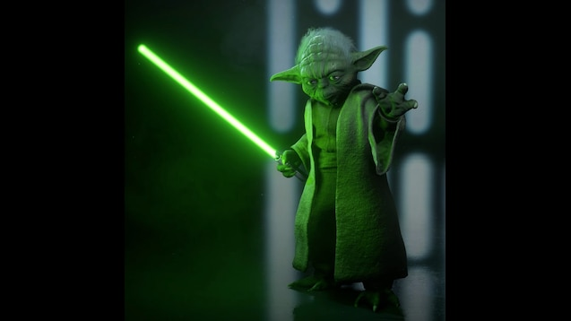 Steam Workshop Star Wars Battlefront 2 2017 Yoda