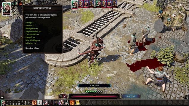 Steam Workshop :: Demon Warrior Definitive Edition