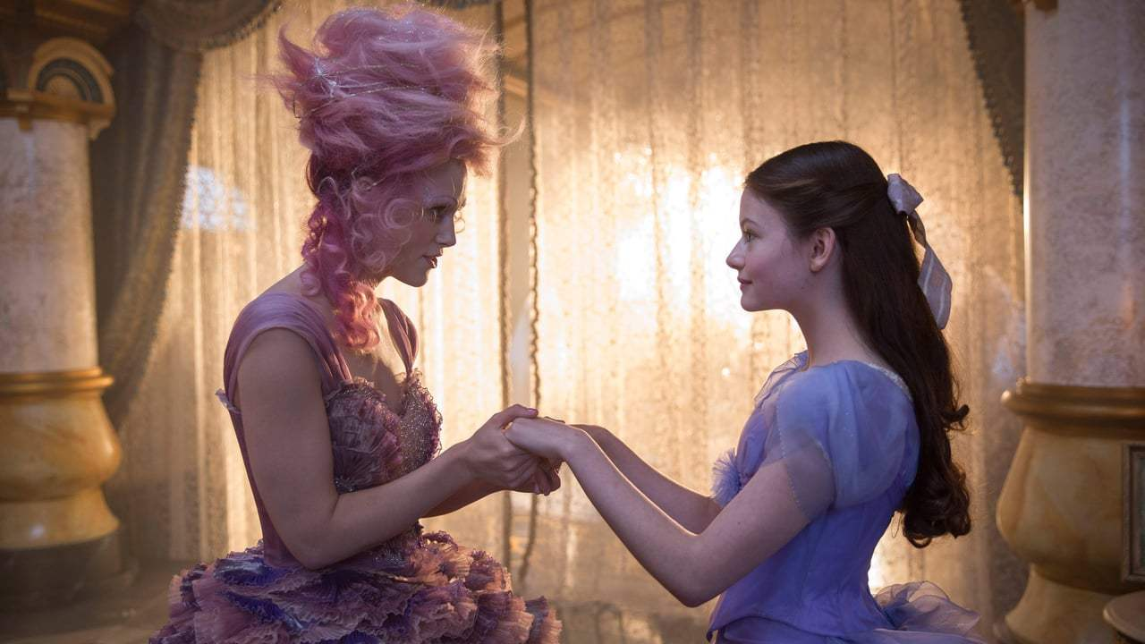 watch the nutcracker and the four realms online free