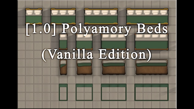 Steam Workshop :: [1 0] Polyamory Beds (Vanilla Edition)