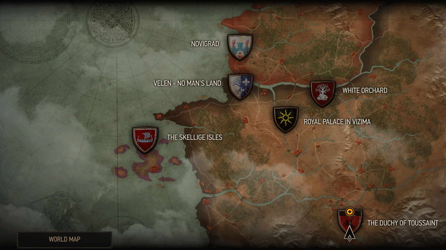 Steam Community :: Guide :: The Witcher 3 Set - Complete Maps