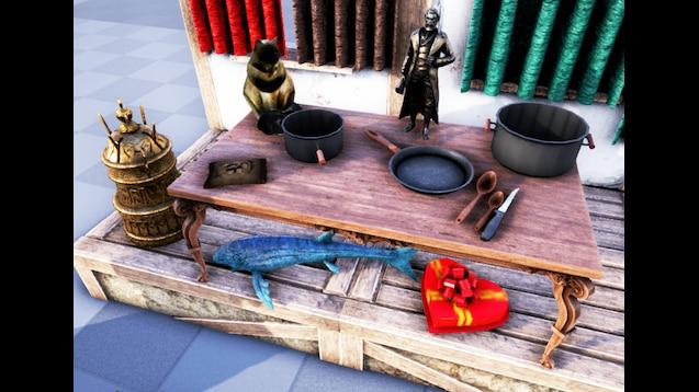 Steam Workshop :: Peachy Atlas Decor