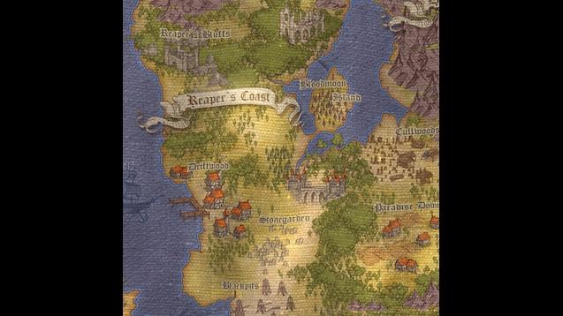 Steam Workshop Divinity Original Sin 2 Map