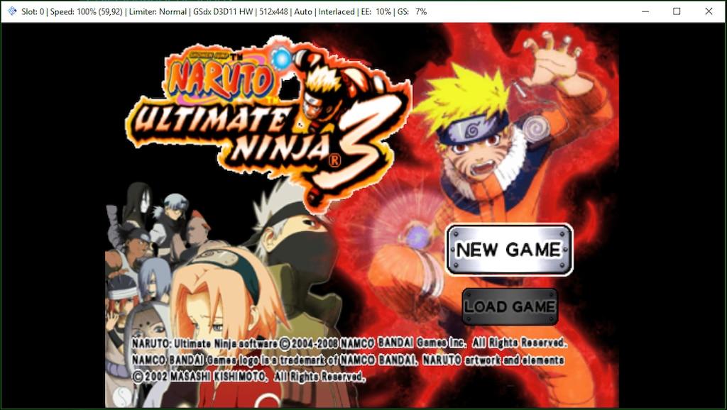 Steam Community :: NARUTO: Ultimate Ninja STORM