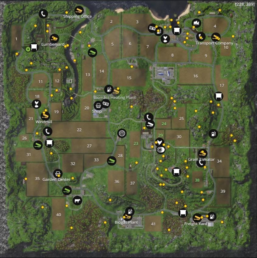 Steam Community :: Guide :: Gold Coins (Farming Simulator 15)
