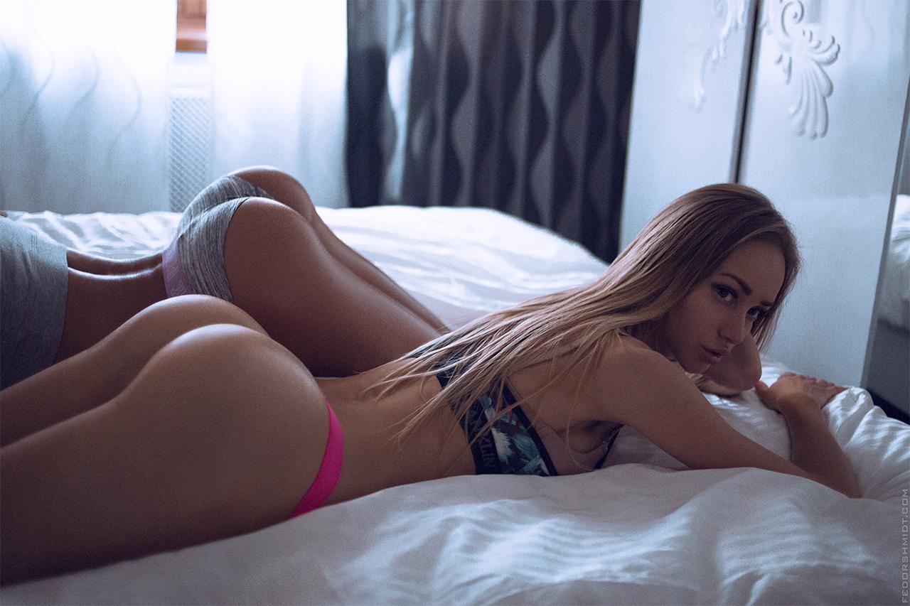 Nice Ass Model