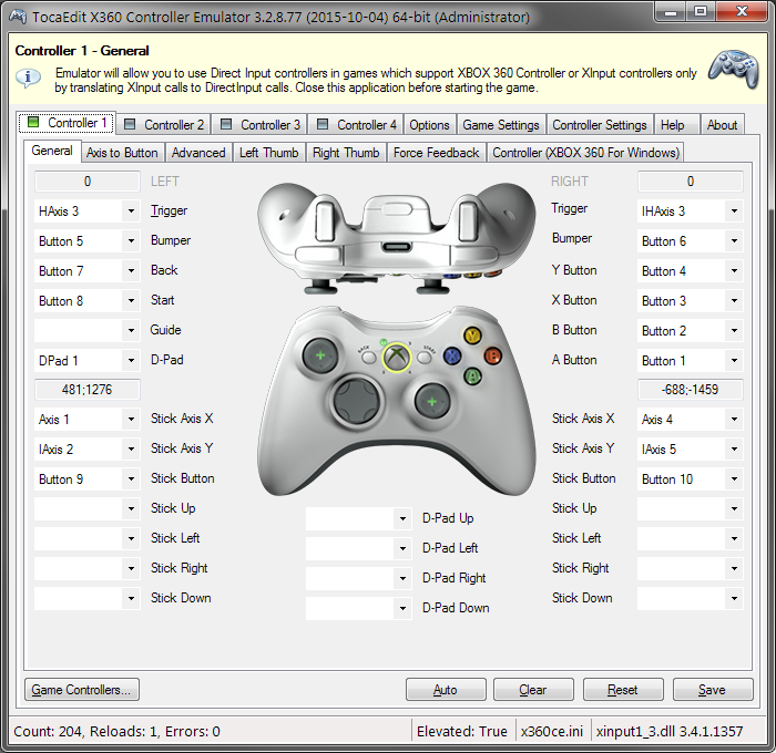 Steam Community :: Guide :: [GUIDE] How To Configure Your Gamepad