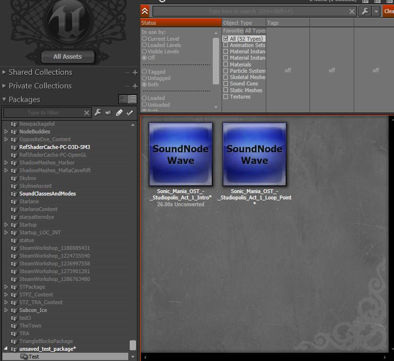 Społeczność Steam :: Poradnik :: How to make a SoundCue loop as