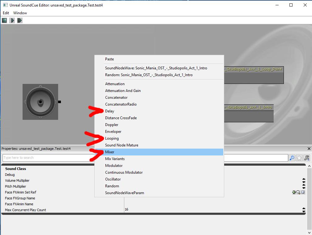 Steam Community :: Guide :: How to make a SoundCue loop as close as