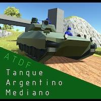 Roblox Assault Team M1a1 Abrams Roblox Steam Workshop Cold War And Modern Era Stuff Wip