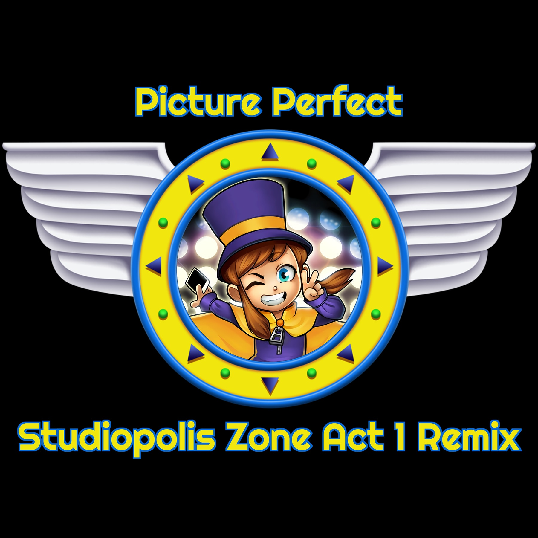 Steam Workshop :: Picture Perfect: Studiopolis Zone Act 1 Remix