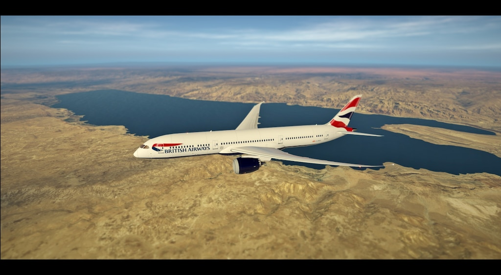 Steam Community :: Screenshot :: Boeing 787-9 // 17,000ft