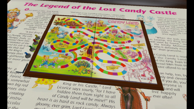 Steam Workshop Candy Land 19992001 Game And Pieces