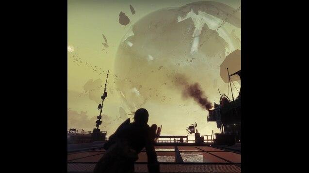 Steam Workshop :: Destiny 2 tower dark