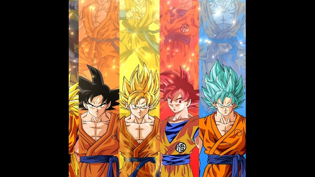 Steam Workshop Dragon Ball Super Wallpaper 4k