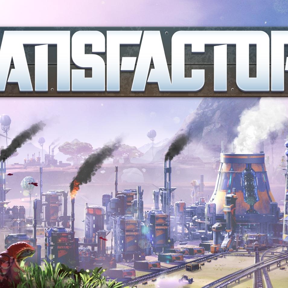 Steam Workshop :: Satisfactory Wallpaper