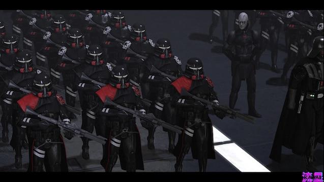 Steam Workshop :: Star Wars Battlefront II: Inquisitorius Battalion