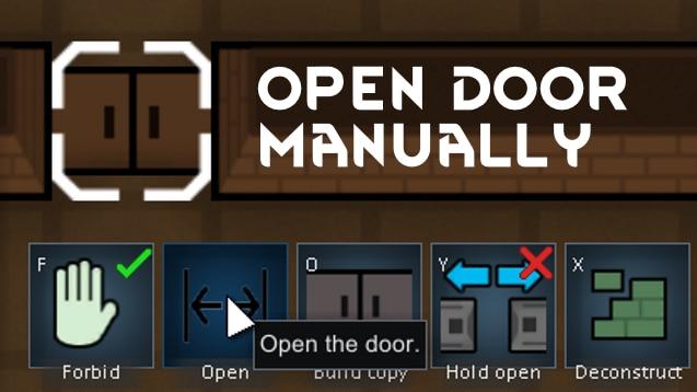 Steam Workshop :: Open Door Manually[1 0]