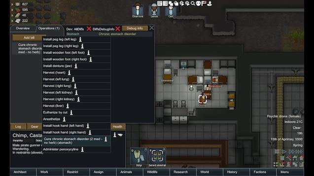 Steam Workshop :: [1 0] DE Surgeries