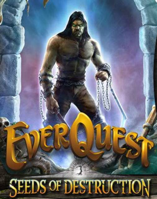 Steam Community :: :: EverQuest: Seeds of Destruction cover and logo
