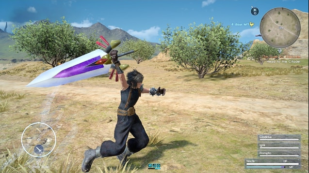 Steam Workshop :: FF7 Ultima Weapon Sword