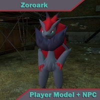 Steam Workshop :: Pokémon Playermodels