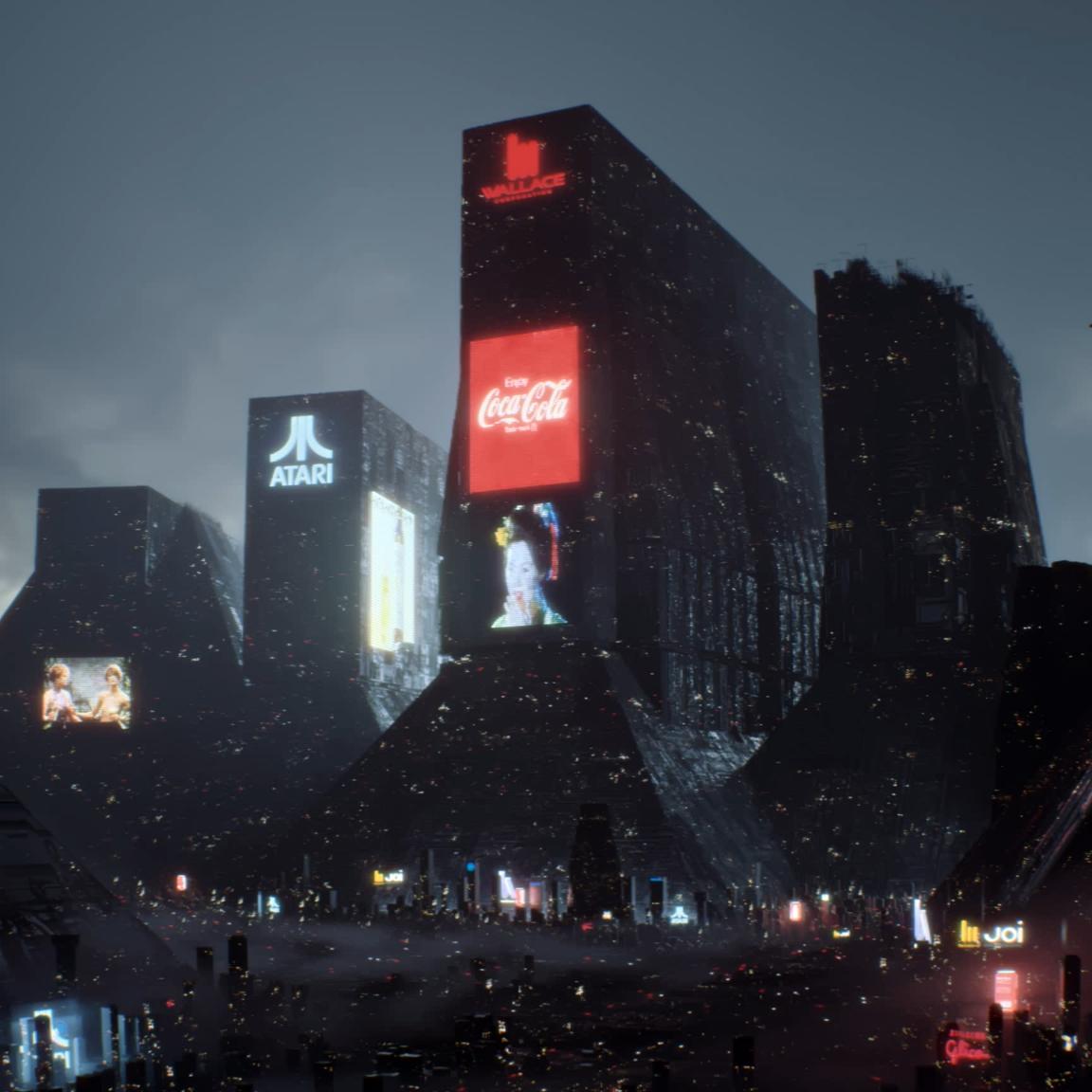 Steam Workshop 4k Blade Runner City