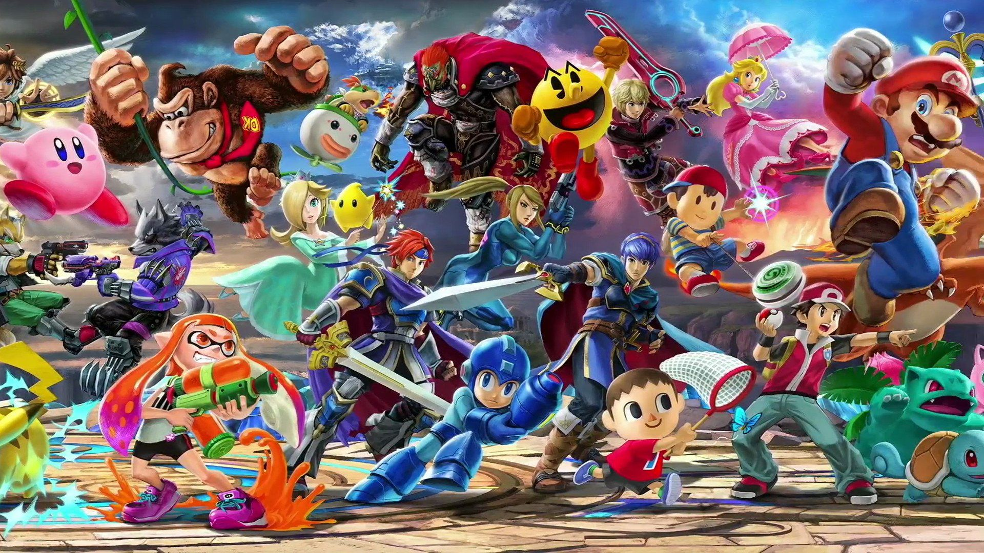 Steam Workshop Super Smash Bros Ultimate Sfm