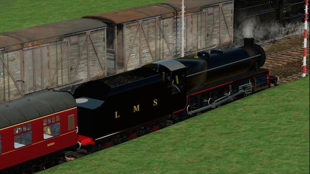 Steam Workshop :: LMS 'Black 5' 4-6-0