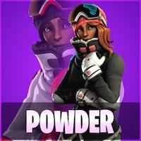 fortnite powder - fortnite profile pic maker