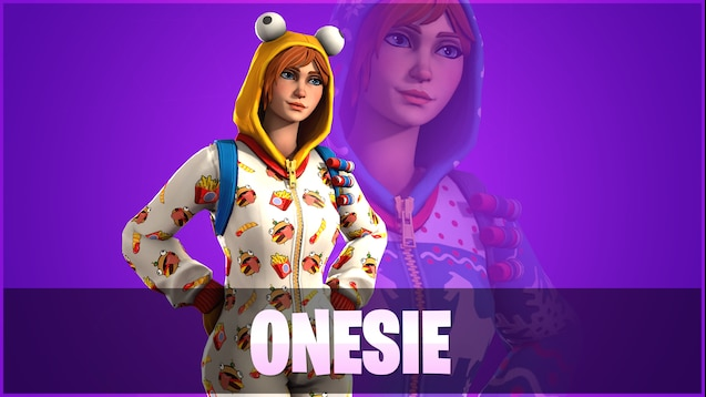 Picture Of Onesie From Fortnite Steam Workshop Fortnite Onesie