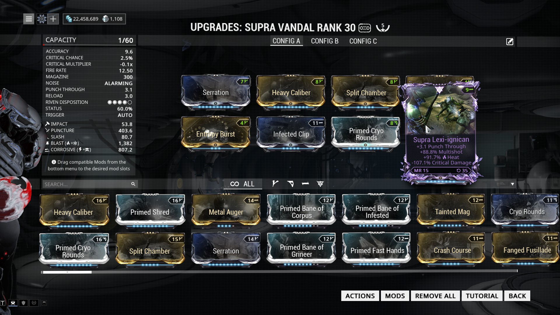 Warframe The Jovian Concord Ars Technica Openforum