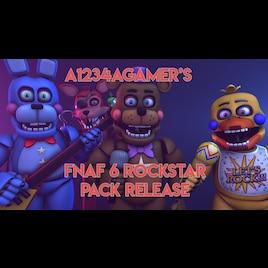 Steam Workshop :: [FNAF] a1234agamer FNaF 6 Rockstar Pack Release