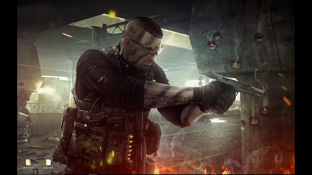 Steam Workshop Escape From Tarkov Wallpaper 4k