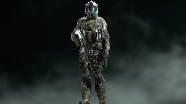 Steam Workshop :: Resident Evil 7 - Umbrella Soldier [SFM]