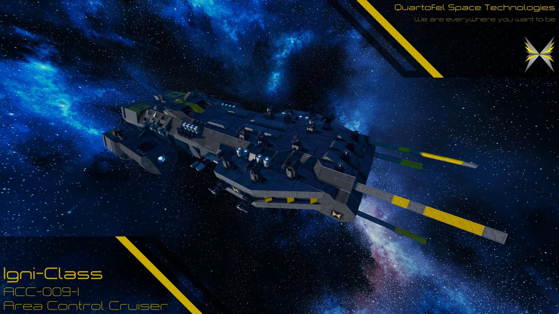 Steam Community :: :: QST Igni-Class Area Control Cruiser
