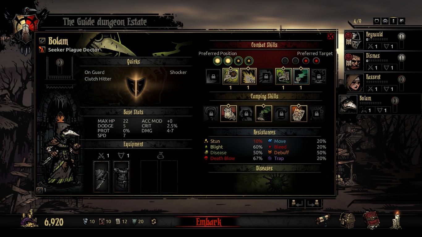Steam Community Guide The Darkest Guide
