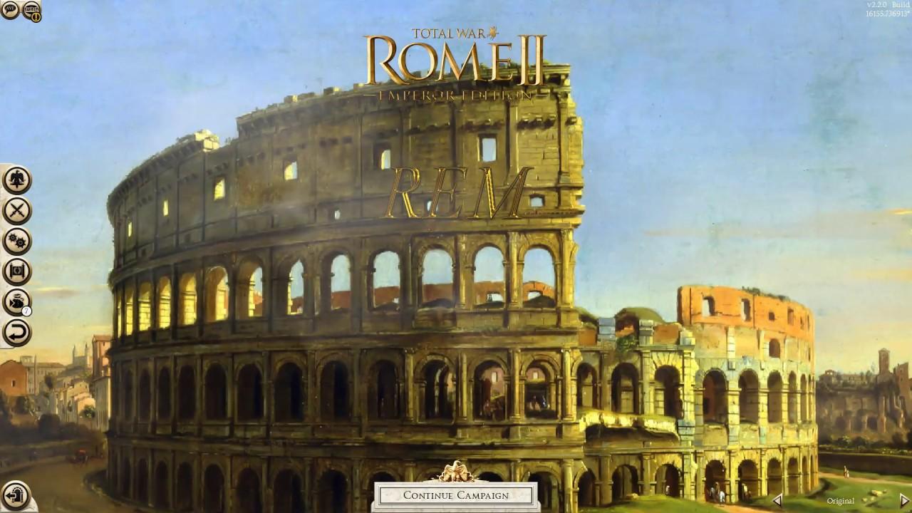 rome 2 total war rem gold edition