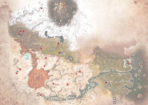 Steam Community :: Guide :: Recipe locations with pictures