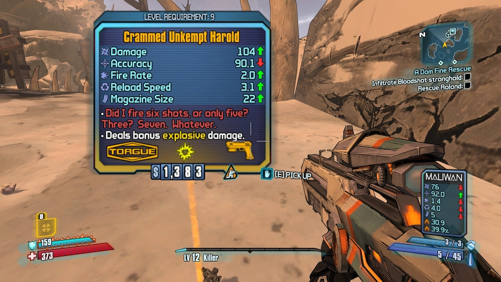 Steam Community :: Screenshot :: Bullymongs killed Savage