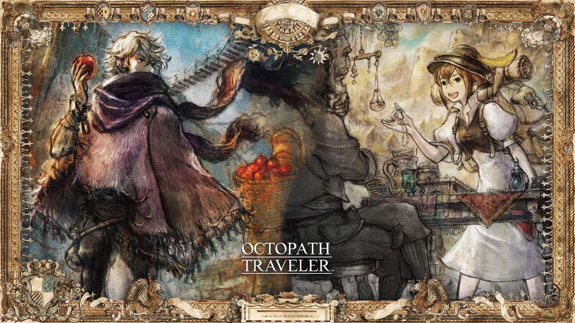 Octopath Traveler Wallpaper Hd - HD Blast