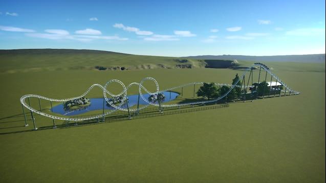 Steam Workshop Big Loop Heide Park Soltau